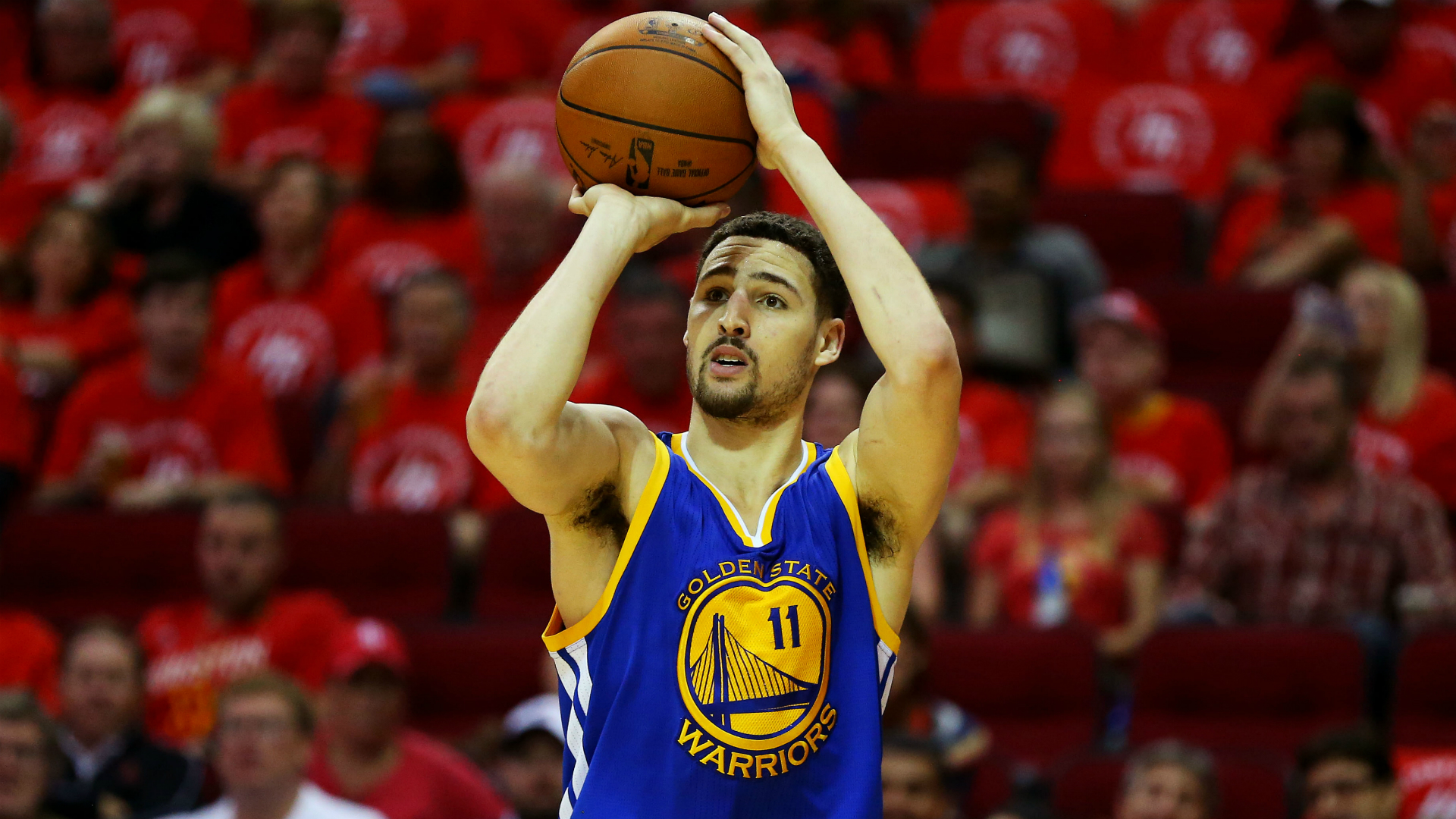 Klay Thompson - Cropped