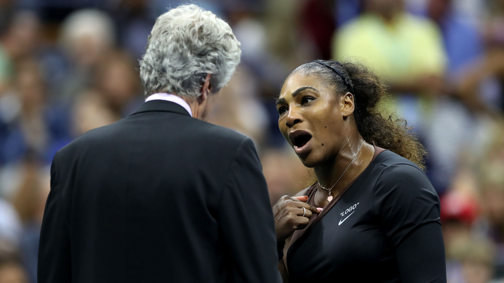 Steph Curry on Serena Williams: 'You're going to have reactions