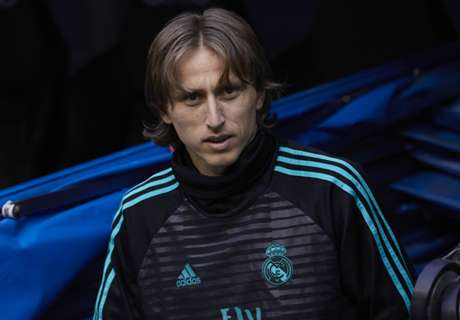 Modric given suspended prison sentence in tax case