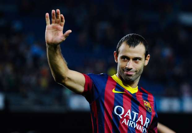 Mascherano: Madrid have made a mistake selling Di Maria