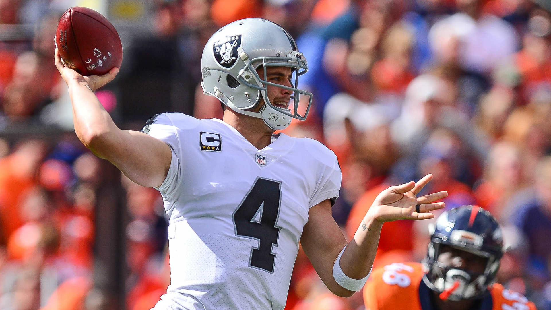 NFL Draft 2019: Raiders likely won't take Derek Carr's replacement in the first round, report says