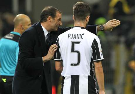 Pjanic: Allegri can crack the whip