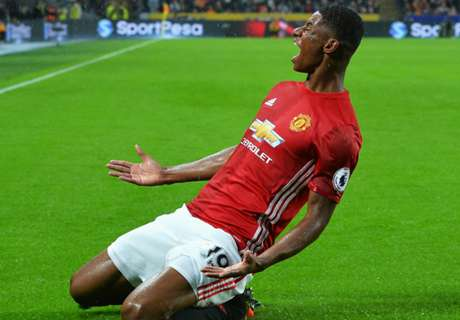 Rashford: Ronaldo is my example