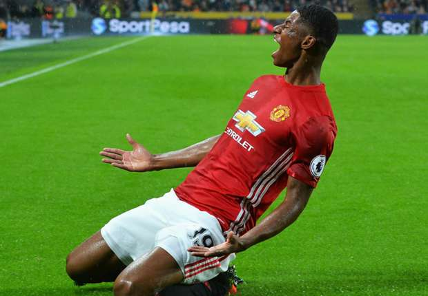 Rashford looking to emulate Ronaldo's path