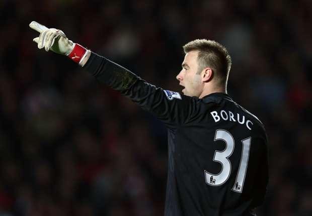 Boruc buoyed by Southampton return