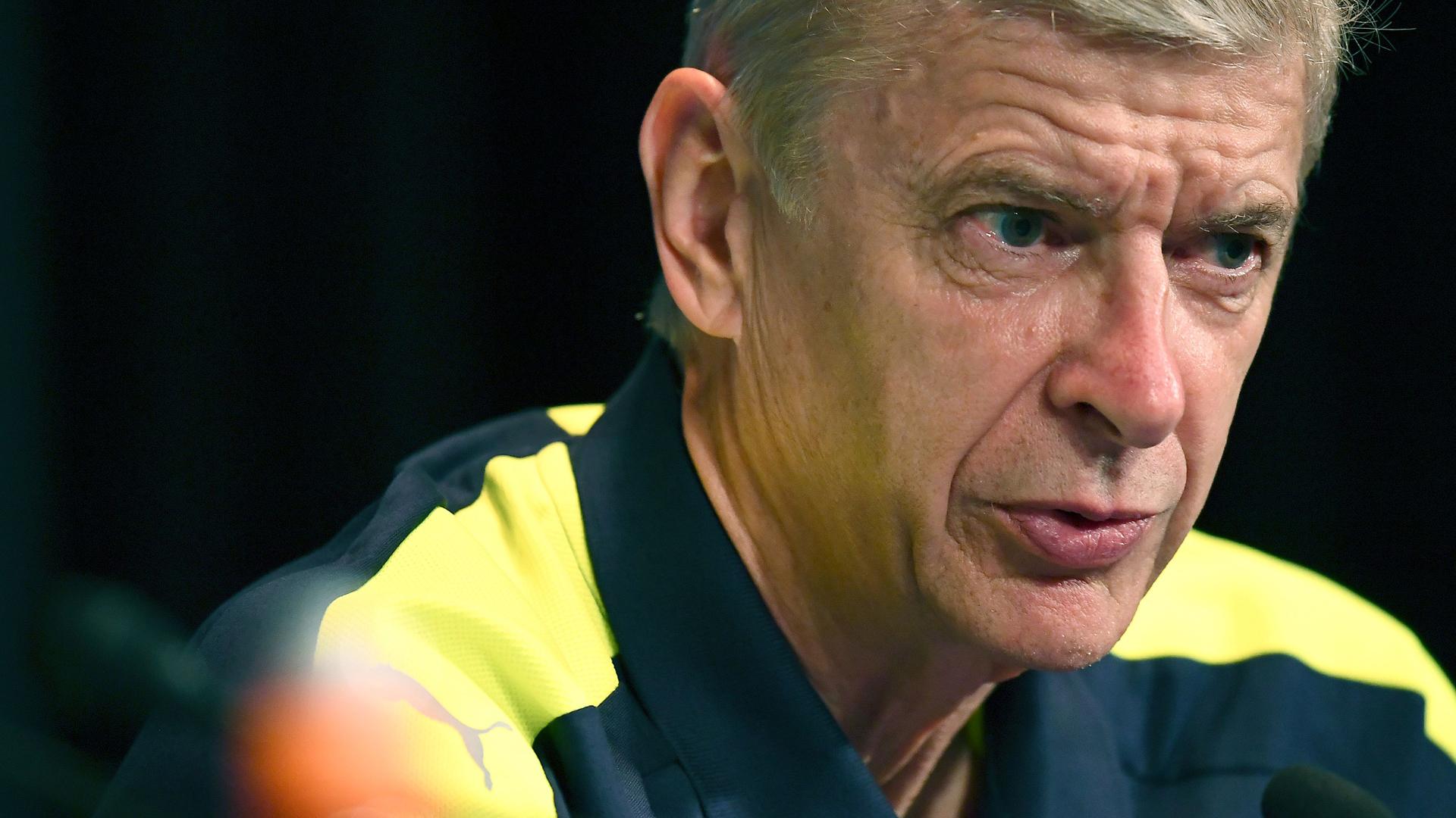 Laurent Koscielny doubt for Arsenal's Champions League clash against PSG