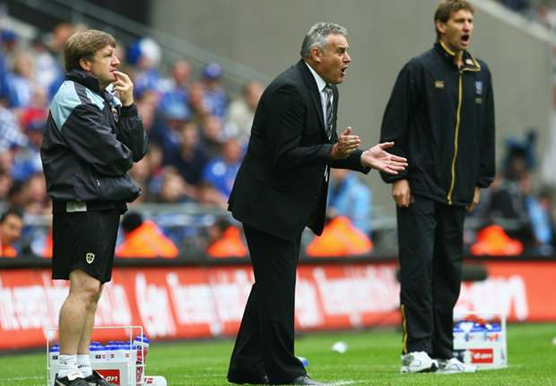 Burton appointed West Brom technical director