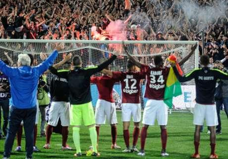 Bradley's Le Havre just miss promotion