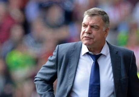 RUMOURS: Big Sam to be England boss