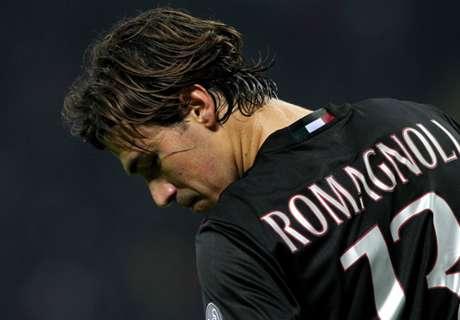 AC Milan confirm Romagnoli injury