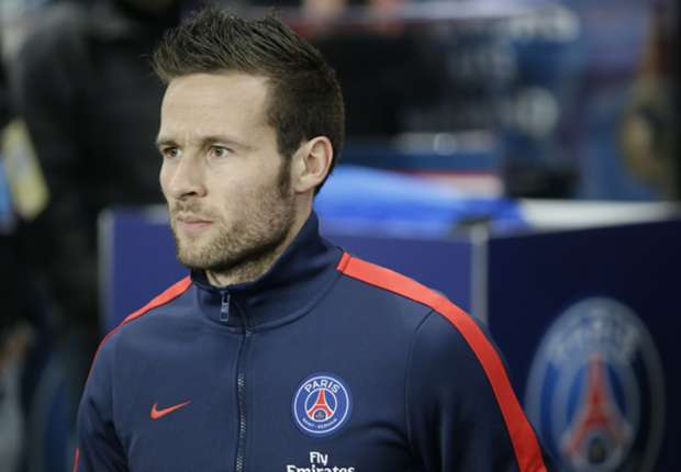 Yohan Cabaye content with PSG move