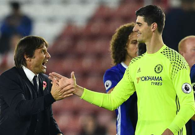Courtois: I'm not leaving Chelsea for Real or Atletico Madrid