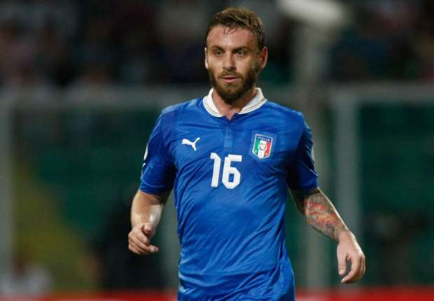 De Rossi: I'm not afraid of 'monsters' Messi & Ronaldo