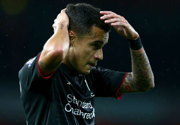 David Luiz: Coutinho could leave Liverpool