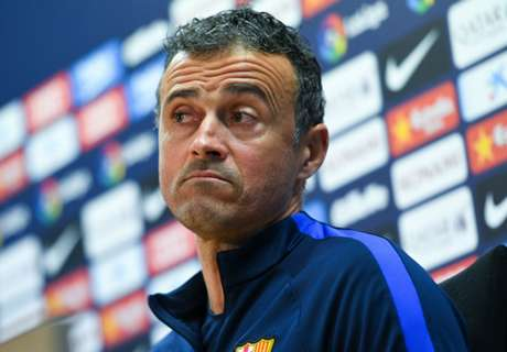 Luis Enrique: I don't give a s**t