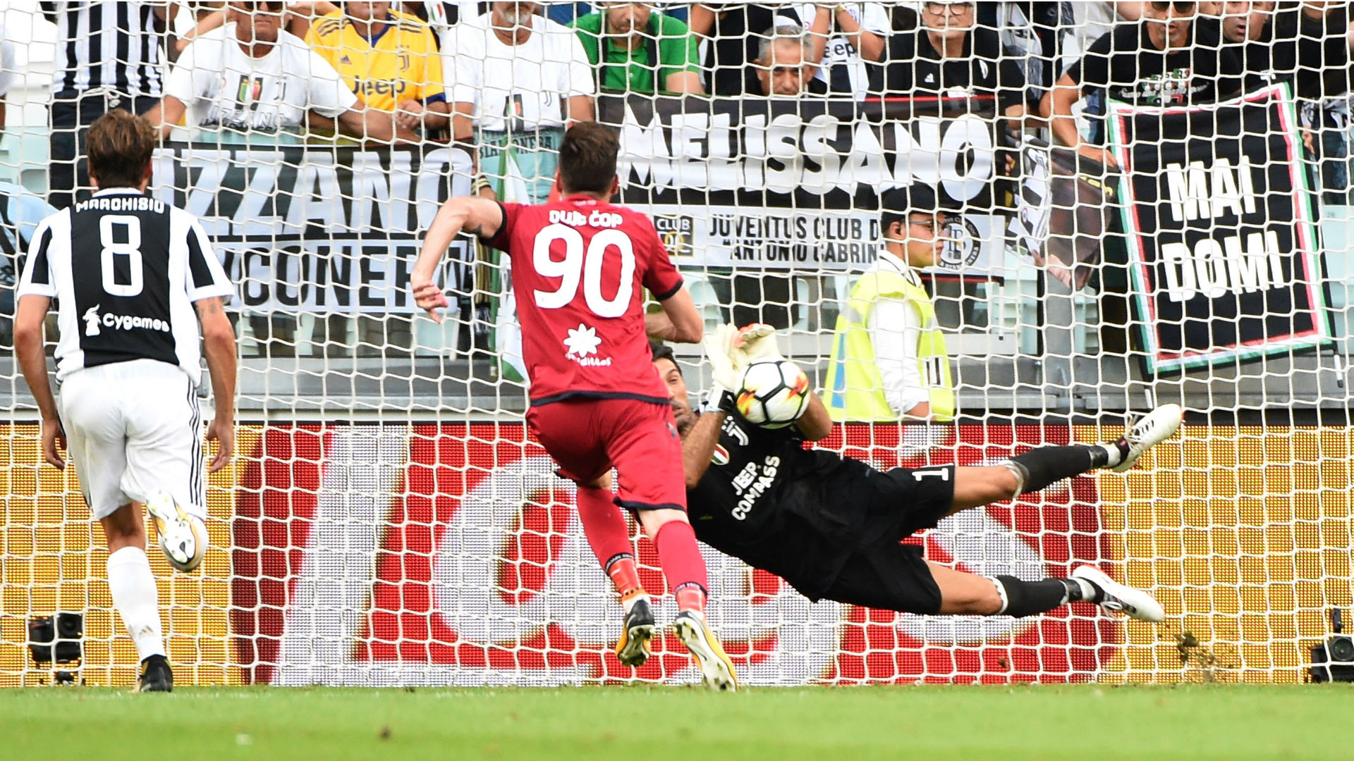 First video review in Serie A leads to saved penalty