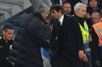 Conte responds to Mourinho outburst: I only encouraged crowd as Chelsea deserved it