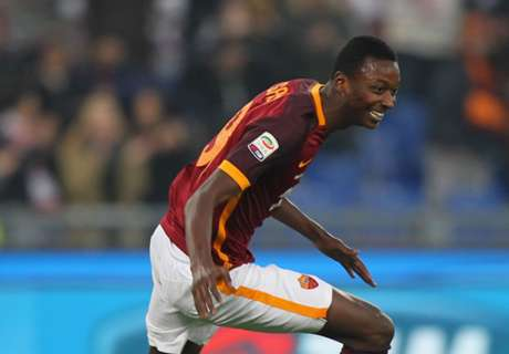 Roma sign Nigerian duo for €5m