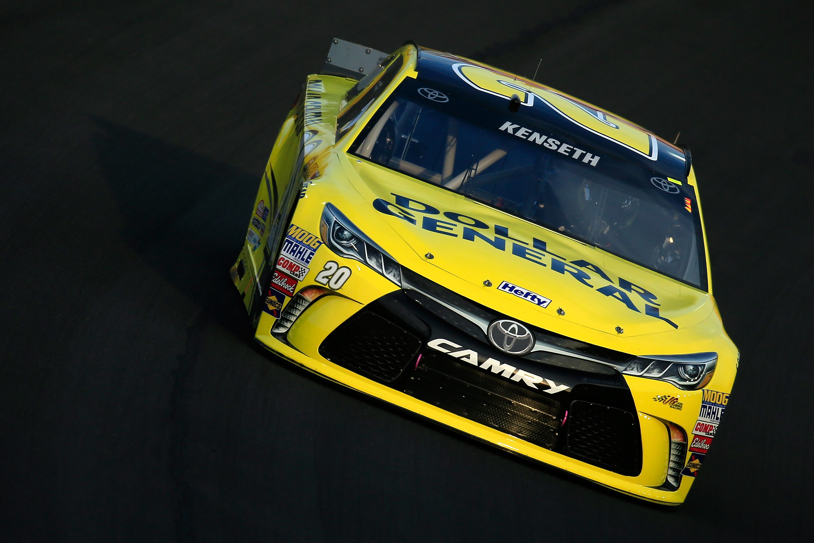 Sprint Cup qualifying: Matt Kenseth on pole for Coca-Cola 600