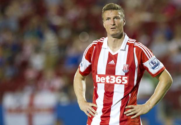 Stoke confirm Huth out for the season