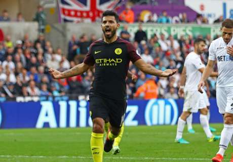 Pep demands more from Aguero