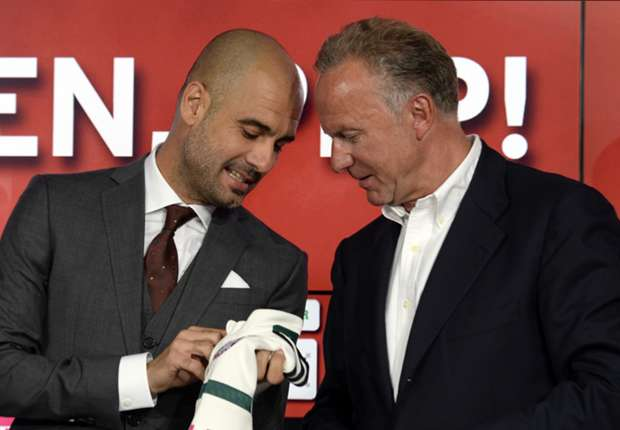 Guardiola got everything right, insists Rummenigge