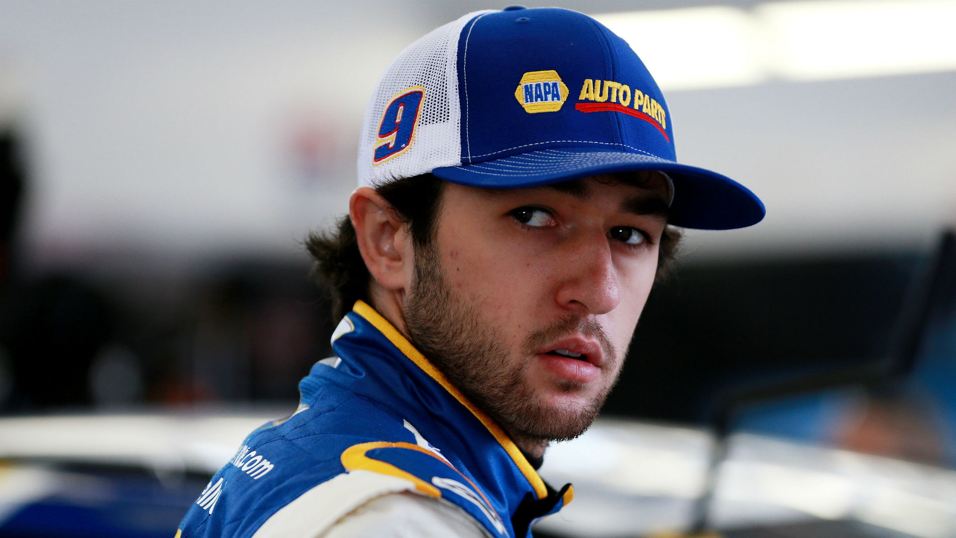 NASCAR starting lineup at Talladega: Chase Elliott wins pole, field set for 1000Bulbs.com 500