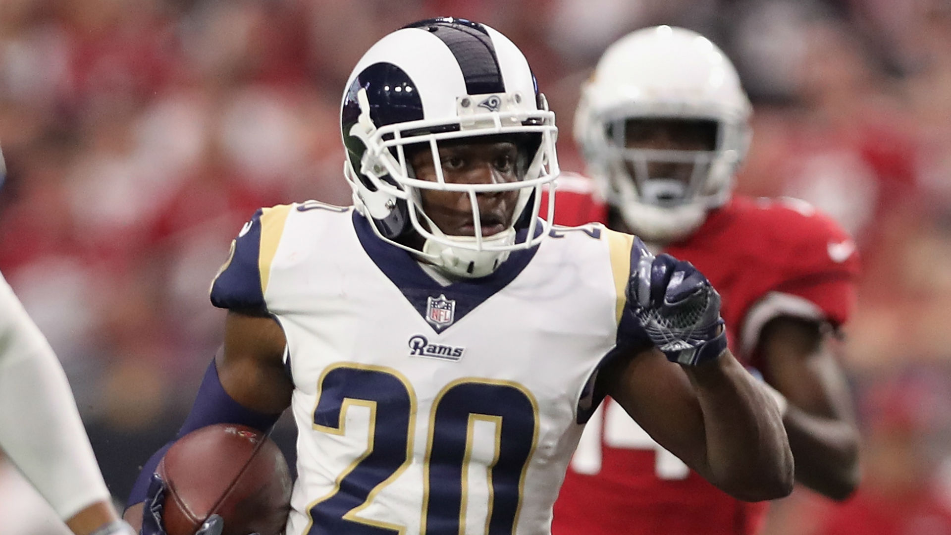 Rams place franchise tag on Lamarcus Joyner