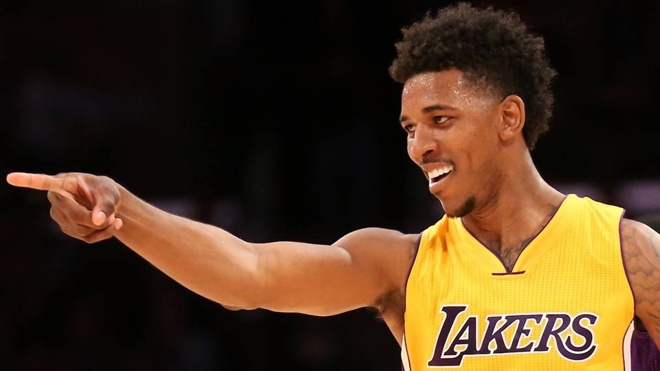 Lakers Nick Young Welcomes Second Child Nba Sporting News