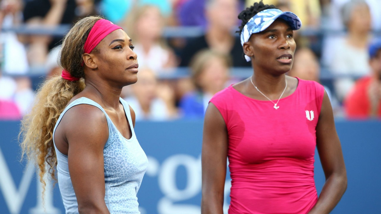 Williams sisters withdraw from doubles tournament at Australian Open