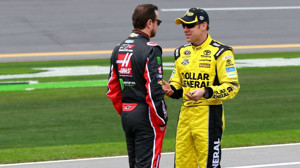 Kurt Busch, Matt Kenseth