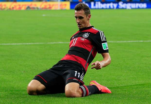 Klose: Ronaldo most complete player ever