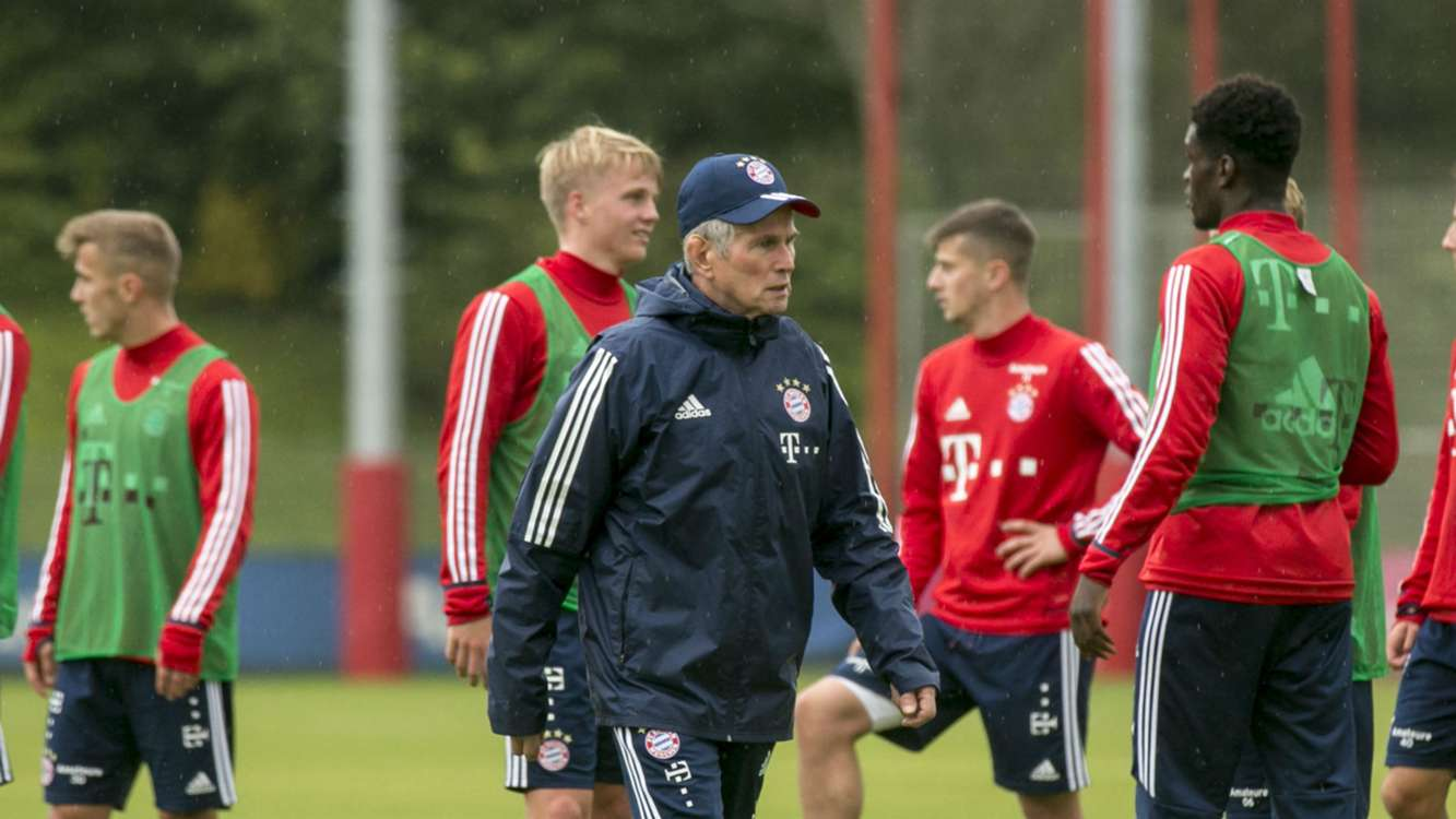 I'll replace Low when I'm 80, jokes Heynckes