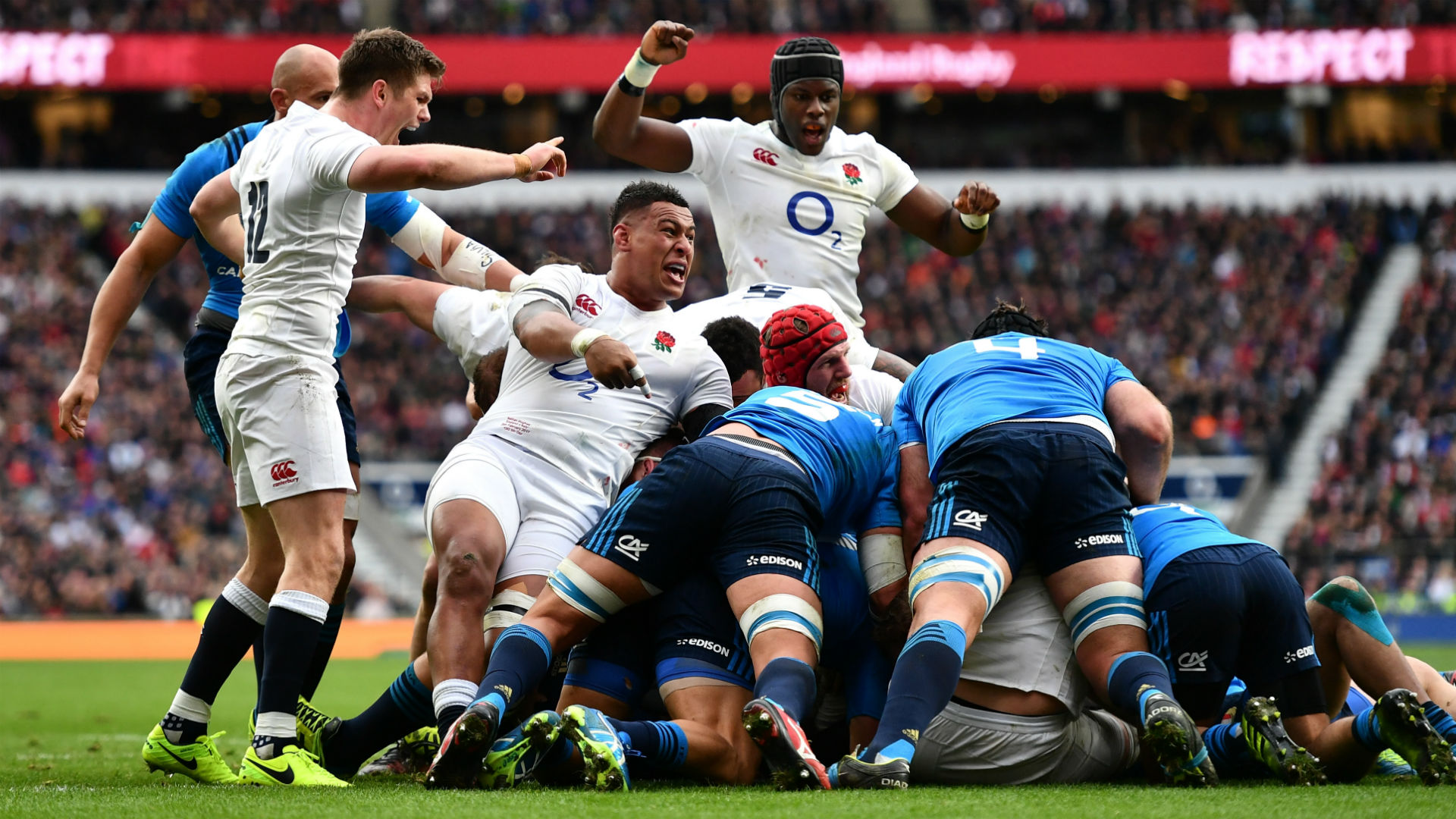 Farrell to start for England against Wallabies, Itoje benched