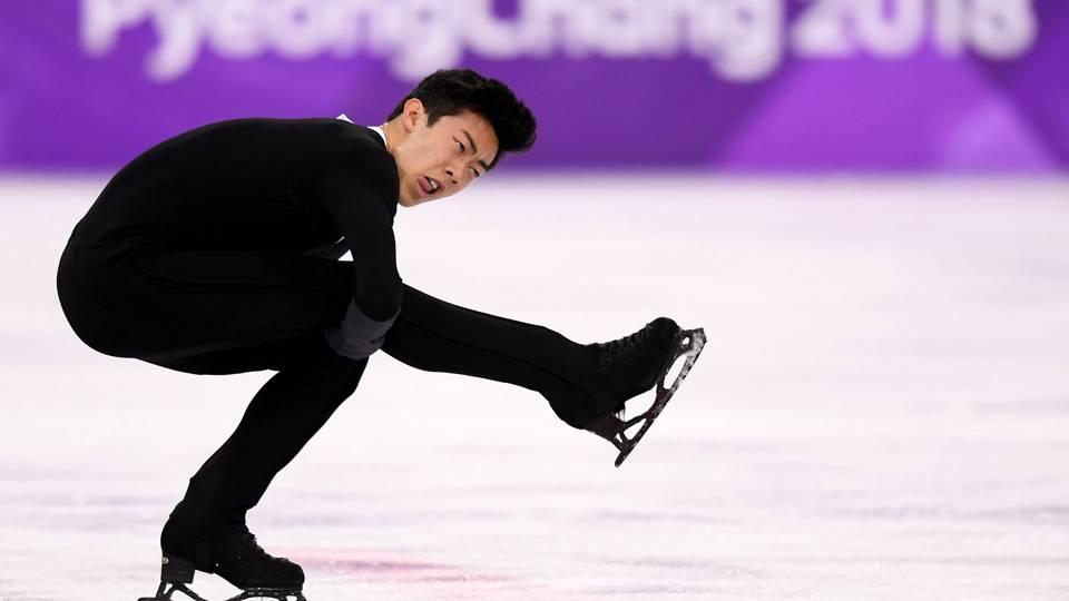 2018 Golf R >> Winter Olympics 2018: American figure skaters fall short of medaling in men's singles ...