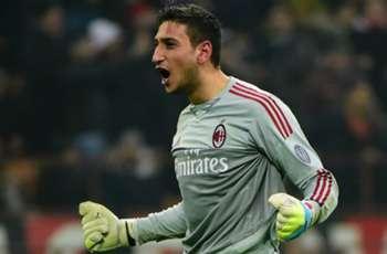 Donnarumma: I dream of AC Milan captaincy
