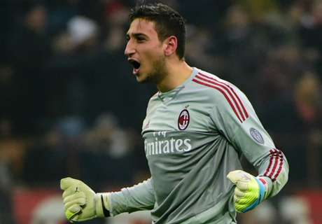 Donnarumma: I want AC Milan captaincy