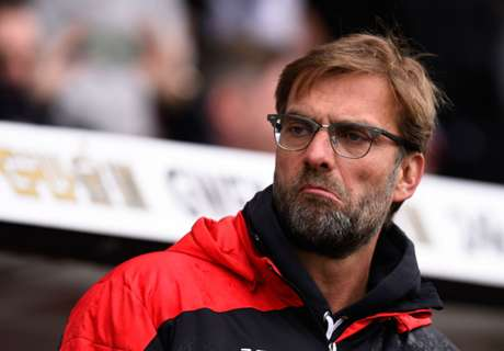 Klopp frustrated by Liverpool