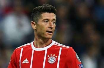 Coman back in Bayern training but Lewandowski has knee injury