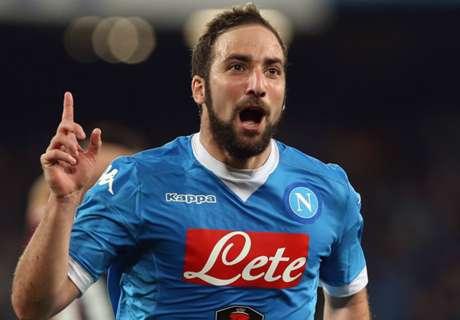 ¿Higuaín es jugador de Juventus?