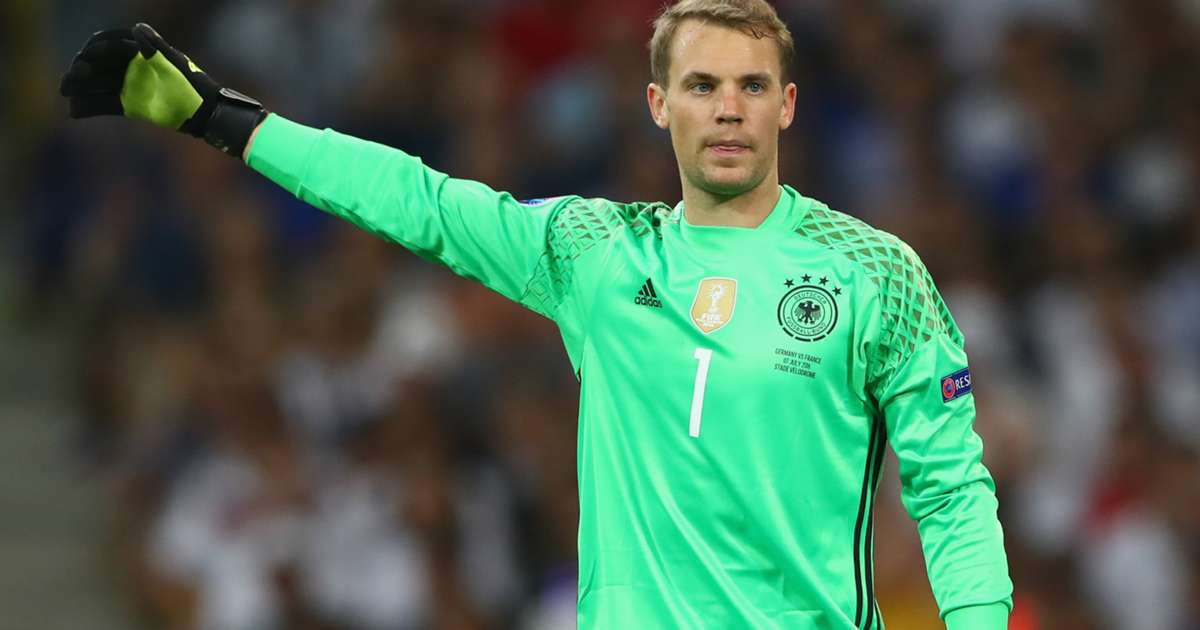best sneakers 98554 ee917 Neuer needs to play to make Germany's World Cup squad – Low