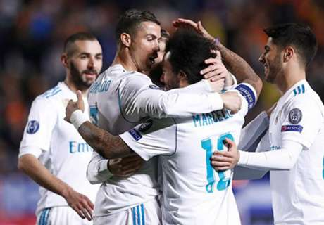 Ronaldo & Madrid secure knockout spot