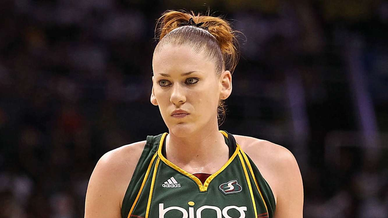 Basketball | Three-time WNBA MVP Lauren Jackson announces ...