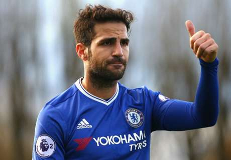 Conte faces Fabregas dilemma