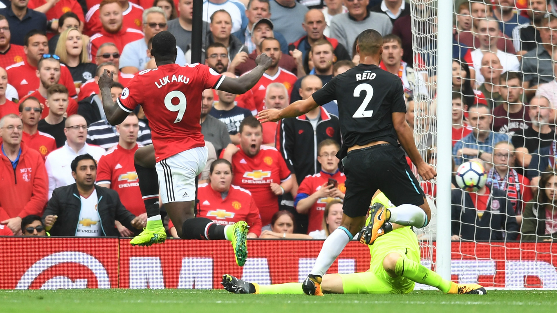 Mourinho explains why he missed Man United's opening goal