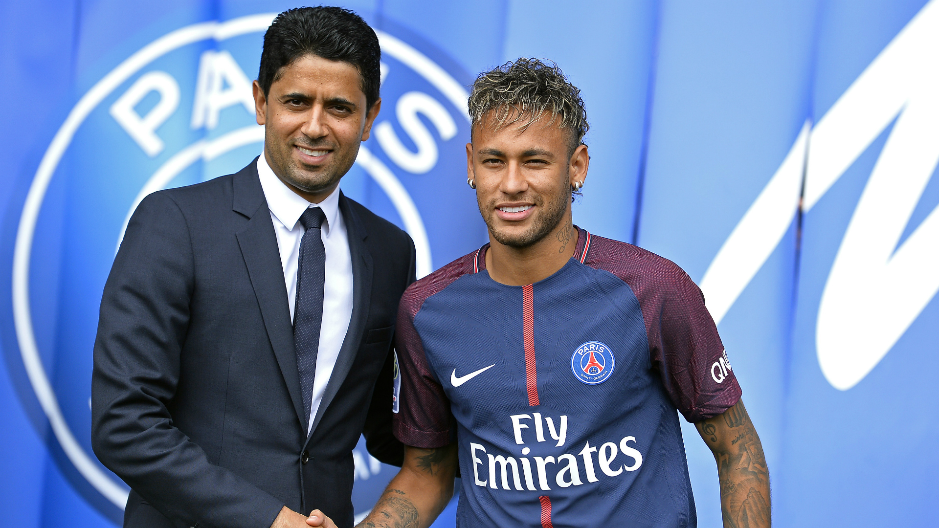 PSG striker Neymar parties in Saint-Tropez after record move from Barcelona