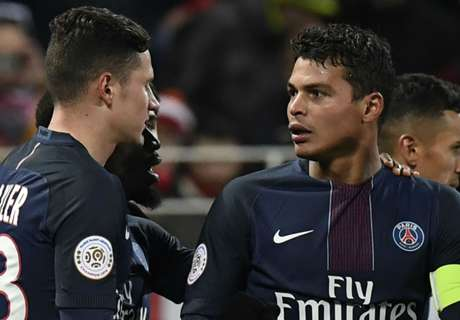 Silva leads by example as PSG win late on