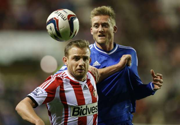 Cattermole: Sunderland have no reason to fear Manchester United