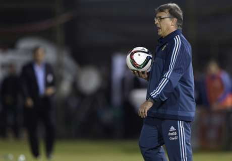 Martino not satisfied with draw