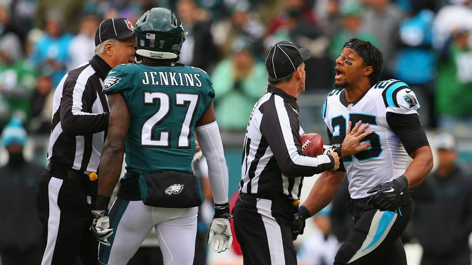 69ba08fed Eric Reid s confrontation of Malcolm Jenkins has roots in Players Coalition  fallout